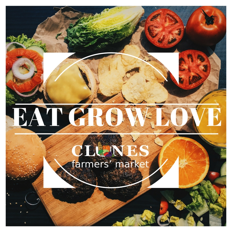 EAT GROW LOVE Clunes Farmers' Market